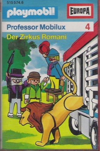 Preisvergleich Produktbild Playmobil Folge 4 Der Zirkus Romani