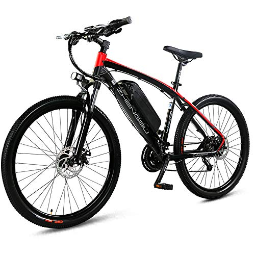 51yf0dYqpvL. SS500  - GTYW, Electric, Folding, Bicycle, Mountain, Bicycle, Adult Moped, 26 Inch, Electric Bicycle, (48V10ah 240W) Battery Life 70-90km