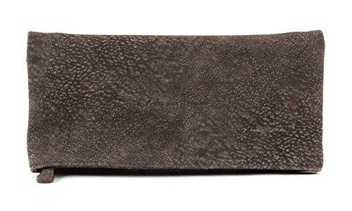 Fritzi aus Preußen Damen Ronja Clas Umhängetaschen, 30x15x3 cm Wood