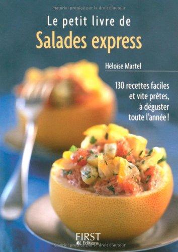 Le petit livre de Salades express par Héloïse Martel