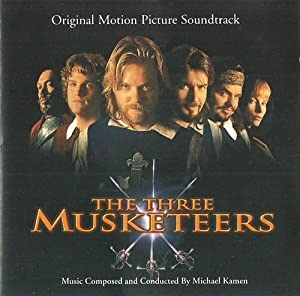 Soundtrack -  The three musketeers
