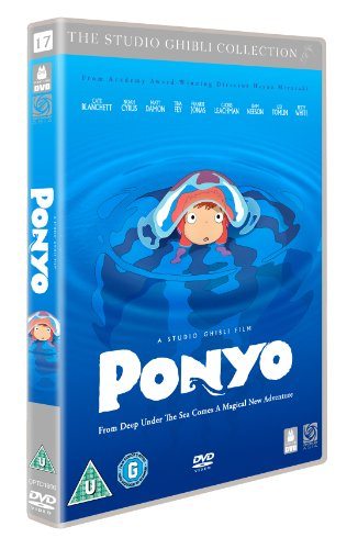 Ponyo [Edizione: Regno Unito] [Edizione: Regno Unito]