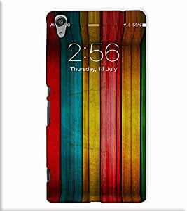 Fuson Designer Back Case Cover for Sony Xperia C6 Ultra Dual (Mobile display theme)