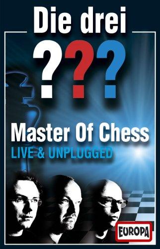 Die drei ??? - Master Of Chess (Live & Unplugged)  [Musikkassette]