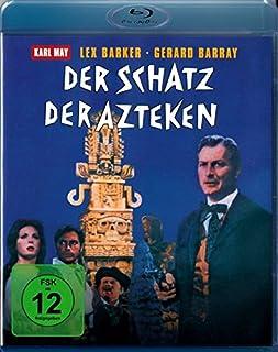 DER SCHATZ DER AZTEKEN (Karl May) Blu-ray Disc