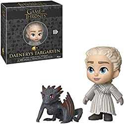Funko- Juego De Tronos Targaryen Figura 5 Stars Daenerys w/Drogon, (37774)