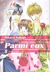 Parmi Eux - HanaKimi Edition deluxe Tome 8