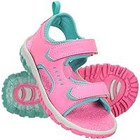 Mountain Warehouse Marine Light-Up Kids Sandals -Fun Design Childrens Shoes, Synthetic Upper, Soft Neoprene Lined, EVA…