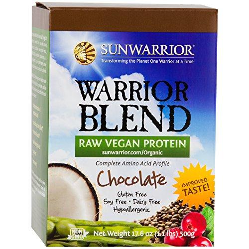 Sunwarrior Warrior Blend