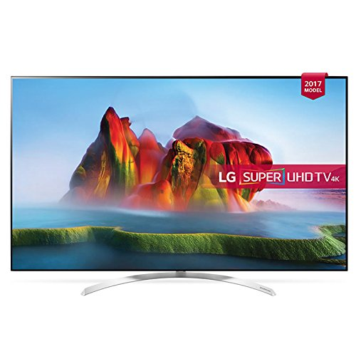 LG Super UHD 55SJ950V Silver 55inch 4K Ultra HD HDR Smart LED TV 4x HDMI Ports