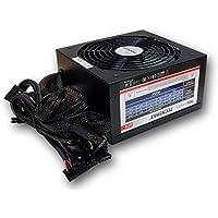 Tecnimax TMXFA40080B - Fuente de alimentación, Color Negro