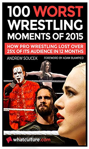 100 Worst Wrestling Moments Of 2015: How Pro Wrestling Lost 25% Of Its Audience In 12 Months (English Edition)