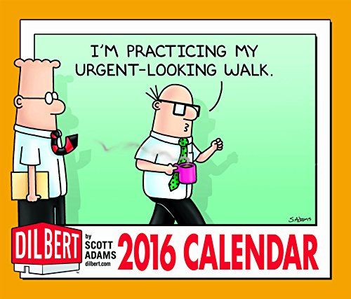 Dilbert 2016 Day-to-Day Calendar (English Edition)