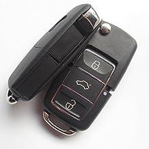 INION® Carcasa de recambio para llave, color a elegir, llave para el coche