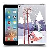 Head Case Designs Bergen Winter Ferien Ruckseite Hülle für iPad Pro 10.5 (2017)