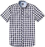 Gaastra Herren Hemd Oberhemd, Größe: M, Farbe: Blau