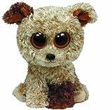 TY 36987 - Plüschtier Beanie Boos Glubschi, Rootbeer Buddy Terrier, large