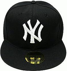 NY Hip Hop Cap (Black)