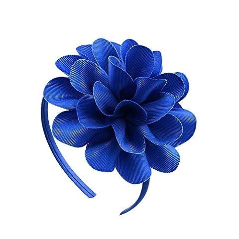 cuhair Weihnachten Geschenk Band Cute schönem Big MULTILAYER Blume für