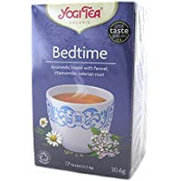Bedtime Tea (17bag) - ( x 5 Pack) by YOGI TEAS - AYURVEDIC preisvergleich bei billige-tabletten.eu