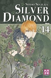 Silver Diamond Edition simple Tome 14