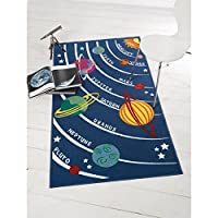 Just Contempo Plain Wool Rug, Brown, 160x230 cm
