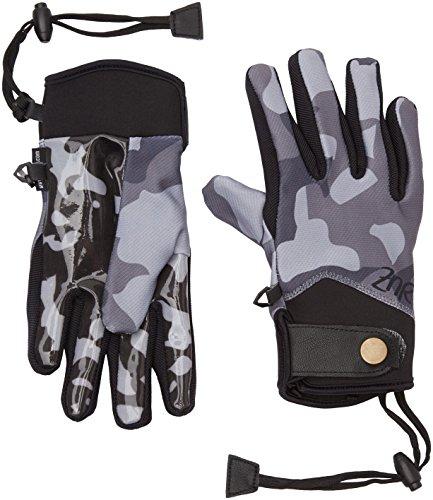 Ziener Herren Milk Glove SB Snowboardhandschuh, Graphite, 8