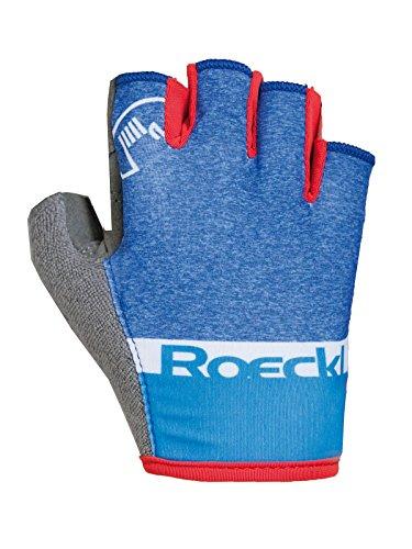 Roeckl Jungen Ziros Handschuhe, blau, 5