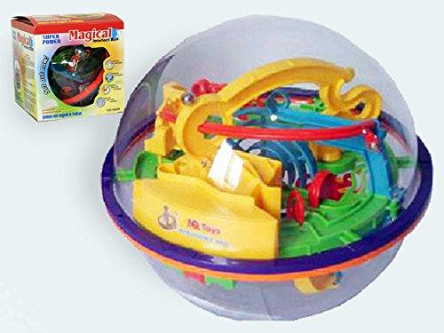 3D-MAgic-Inetellect-Ball-kleines-Labyrinth-100-steps