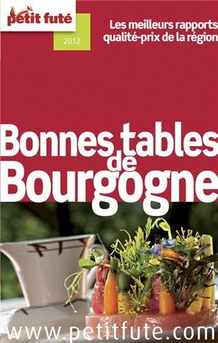 Petit Futé Bonnes tables Bourgogne