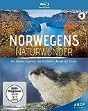 DVD Cover 'Norwegens Naturwunder: Die kleinen Giganten des Nordens / Magie der Fjorde [Blu-ray]