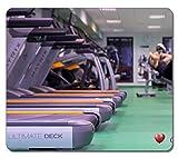 Love Cardio Laufbänder im Fitnessstudio 1242rutschfest Gummi Mauspad Gaming Mauspad Mauspad