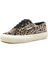 Superga 2750 LeopardhorseW, Sneakers basses mixte adulte