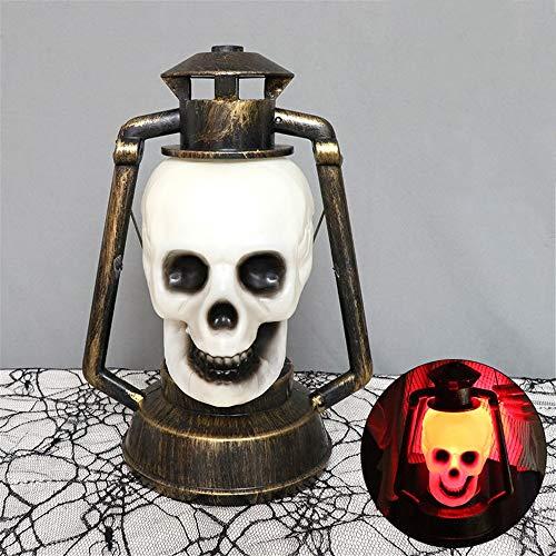 Cadena luces Decoraciones Halloween Control sonido