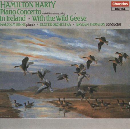 Klavierkonzert B-Dur - In Irland - With the Wild Geese