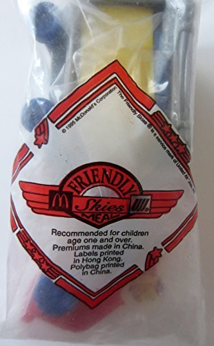 mcdonalds-birdie-2-piece-toy-luggage-carrier-1995-by-united-airlines