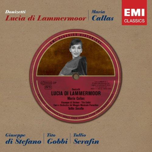 Donizetti : Lucia di Lammermoor (Intégrale)