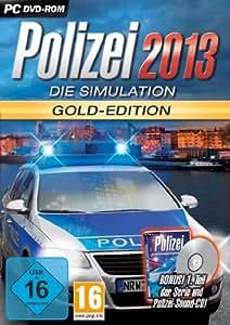 polizei 2013 die simulation gold edition games. Black Bedroom Furniture Sets. Home Design Ideas