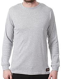 Camiseta de manda larga Jesse James Sturdy Work Gris