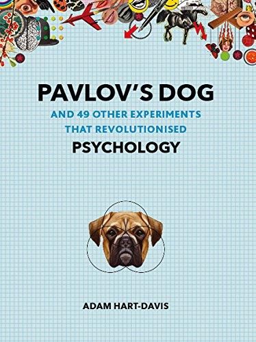 Pavlov's dog and 49 other experiments that revolutionised psychology par Adam Hart-Davis