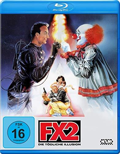 F/X 2 - Tödliche Illusion - Uncut  (Blu-ray)
