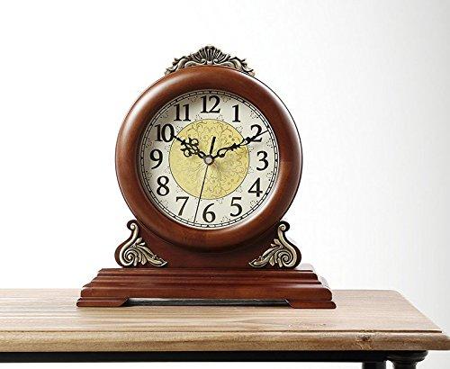 LXh.Cn Continental orologi orologio orologio desktop Il Salotto in legno