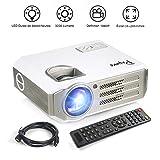 Proyector LCD TFT(5.8 inch) Lumen 3200 Proyector LED Portátil 1080p HD HDMI / VGA / USB / AV / TV Interior y al Aire Libre Multimedia Home Cinema