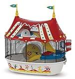 Ferplast Circus Fun Hamster Cage at amazon