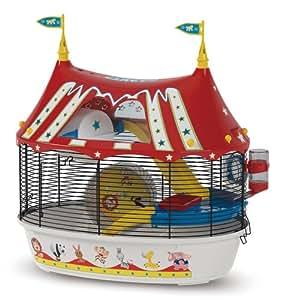 Ferplast 57922799 Cage à hamster Circus Fun