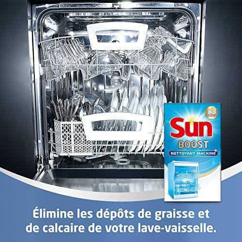 Sun Nettoyant Lave-Vaisselle Expert 3 Doses