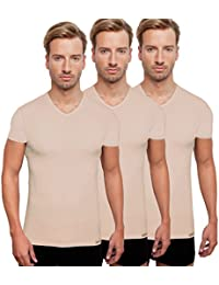 Schaufenberger Men's V-Neck Short Sleeve Vest