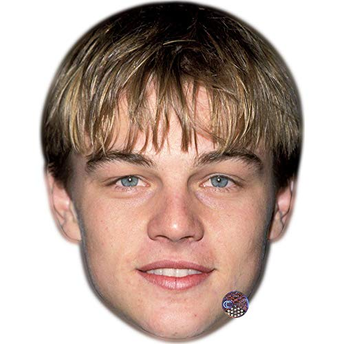 Celebrity Cutouts Leonardo Dicaprio (Young) Big Head.