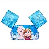 FDGT Snow Wonderland Kinder Schwimmen Arm Kreis Kleinkind-Baby-Ausrüstung Schwimmen Kreis Blase Mu Sleeves Schwimmweste