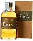Akashi Akashi di Malto Singolo di Quercia Bianca Giapponese Whisky - 500 ml